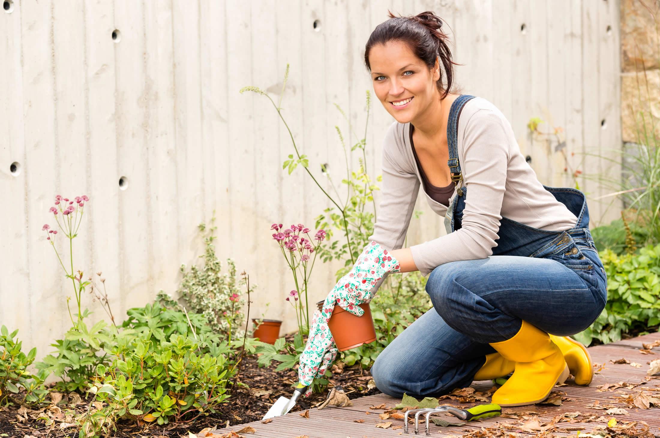 Residential Gardening Service